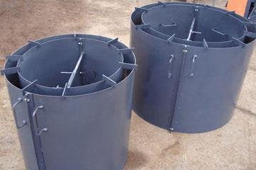 Железобетонные кольца по харькову устроить железобетонный забор